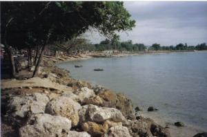 Rompe Olas Beach By Ricardo Jusino