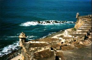 Castillo El Morro By Jerry Valentín