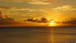 Aguadilla Sunset by Jerry Valentín