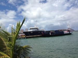 Fajardo to Culebra ferry